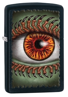 zippo-eye-negro-mate-black-matte-monster