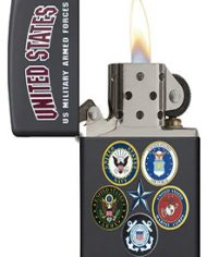 ZIPPO US ARMED FORCES 2