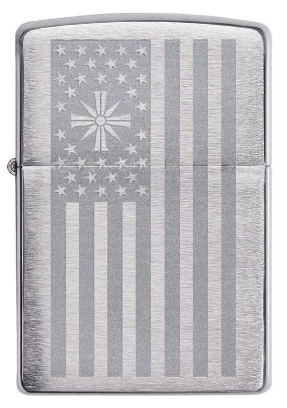 Mechero Zippo Far Cry 5 Bandera de Estados Unidos
